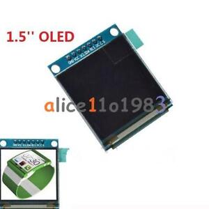 1 5 Inch Spi Oled Display 65536 Color Lcd Module Ssd1331 128 128 For Arduino