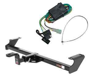 Curt Class 1 Trailer Hitch Tekonsha Wiring W Ball Mount For Chevy Tracker