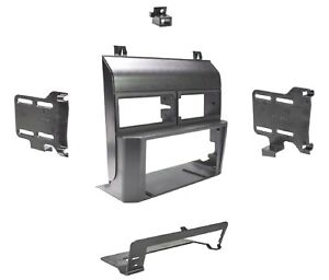 Metra 95 3000b Double Din Dash Kit For Stereo Radio Install Installation Black