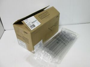 New Lot Of 100 Fisherbrand 13 678 14c Disposable Serological Pipets 50ml 1 69oz