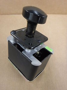 Ge General Electric Rotary Switch 16sb1bb210ssm2v Industrial Commercial
