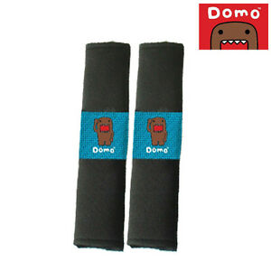 Domo Seat Belt Shoulder Pad two For Car Truck Suv Japan Kun