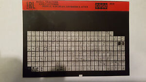 Case Parts Catalog Microfiche Tractor Early Letter Series D Dc Do Dv Sn5600000