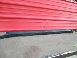 10 11 12 13 Subaru Outback Lh Side Rocker Panel Oem 2010 2012 2013 H115