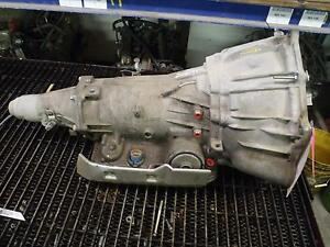 09 Chevrolet Silverado 1500 Automatic Transmission 5 3l 4x2 4 Speed M30 17466