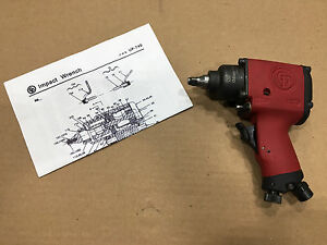 Chicago Pneumatic Impact Wrench 3 8 Square Drive Cp 9533 Rsr