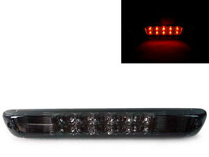 Smoke Led 3rd Third Brake Light Dot Sae For 2004 2012 Chevy Colorado Gmc Canyon
