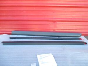 Nissan Frontier Bed Rail Protector Kit Oem 2005 2016 99t1 Br200cc