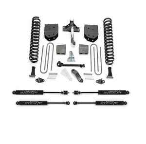 Fabtech K2210m 4 Basic System W stealth Shocks For F250 f350 Super Duty