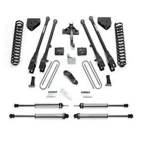Fabtech K2212dl 4 4 Link System W dirt Logic Shocks For F250 f350 Super Duty