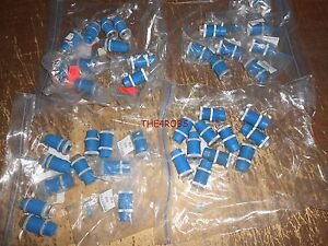 Lot Of 38 Festo Pneumatic Pressure Indicators Most Brand New