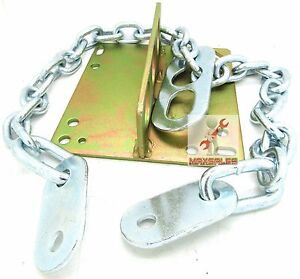 Engine Motor Lifting Hoist Remove Plate 36 X 8mm Engine Lifting Chains Sling