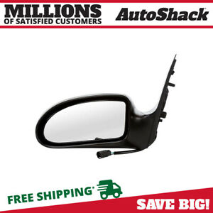 Power Textured Left Side Mirror For 00 2002 2003 2004 2005 2006 2007 Ford Focus