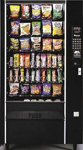 Automatic Products Snack Candy Vending Machine Model Lcm3