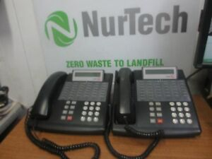 Lot Of 2 Avaya Lucent Partner Business Phone 7515h04a 003