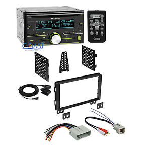 Pioneer Car Radio Stereo Dash Kit Harness For 2003 2006 Ford Lincoln Mercury