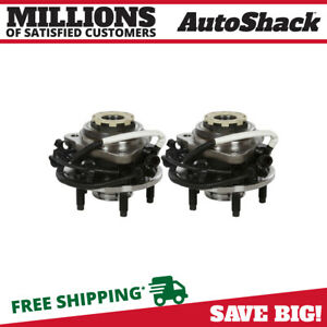 Front Hub Assembly Pair For 1998 1999 2000 Ford Ranger Mazda B4000