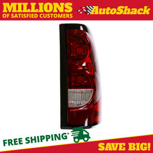 Tail Light Right Passenger Assembly Fits 04 07 Chevy Silverado 1500 2500hd 3500