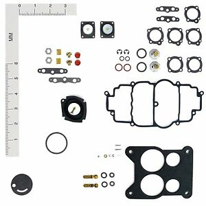 Holley 4011 Spread Bore Carb Kit 650 800 Cfm 84014 84015 84016 84017 84021