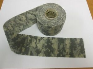 McNett Tactical Camo Form Protective Camouflage Wrap ACU First Aid Gun Hunt Camp $9.29
