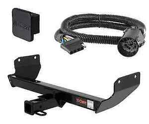 Curt Class 3 Trailer Hitch W Cover Wiring For Jeep Grand Cherokee