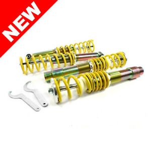 Rsk Street Adjustable Coilover Kit Bmw E60 5 series Rwd non m5 Yellow