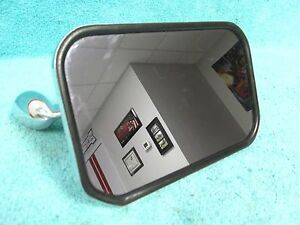 Vintage Ford Chevy Dodge Truck Rat Rod Yankee Tinted Side Mirror Nice 117