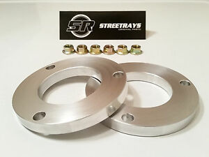 Sr 1 Front Leveling Spacer Lift Kit 03 19 Toyota 4runner Tacoma 4wd 2wd