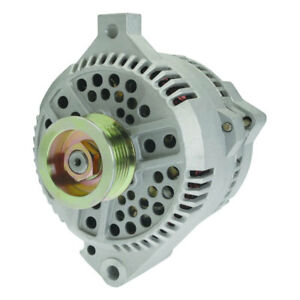New Replacement 3g Alternator 7771n 6g1 Fits 94 95 Ford Mustang 5 0 Rwd 130amp