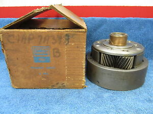 1958 59 Ford Edsel Thunderbird Cruise o matic 352ci Planetary Gear Nos Ford 117