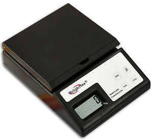 Usps Style 25lb X 0 1 Oz Digital Mailing Postal Scale With Batteries