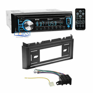 Boss Car Radio Stereo Dash Kit Harness For 1985 1990 Chevrolet Caprice Impala