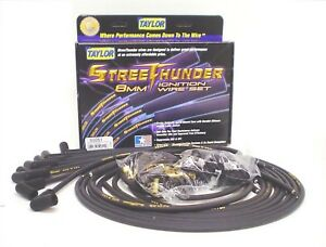 Taylor Cable 53037 Streethunder Custom Spark Plug Wire Set