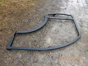 Used Take Off Kubota Tractor Cab Rh Door Frame