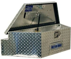 Truck Trailer Tongue Tool Box Chest Carrier Aluminum Portable Garage Storage New