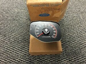Nos 69 70 Ford Mustang Speedometer Without Tach C9zz 17255 a