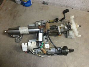 Steering Column With Key Toyota Solara 99 00 01 02 03