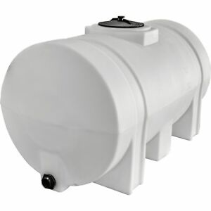 Romotech Poly Storage Tanklegged Tank 125 gallon Capacity 2394