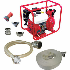 Endurance Marine Fire Fighting System 1 1 2in Ports 3600 Gph 100 Psi