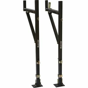 Ultra tow Y style Side mount Utility Truck Rack250 lb Capacity Steel