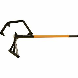 Roughneck Double Hook Steel Core A frame Timberjack60in l