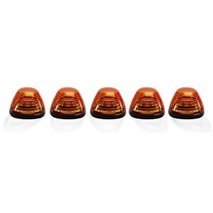 Recon 264143am Amber 5 Piece Led Cab Light Kit For Ford F150 f250 f350 f450 f550