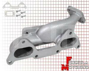 Mitsubishi Mirage 89 97 1 5l Iron Cast Turbo Manifold Silver