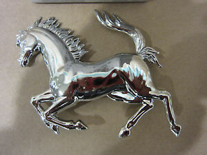 Ferrari 599 612 California Prancing Horse Motif For Front Grill Part 67165200