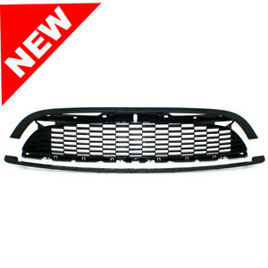 2007 2013 Mini Cooper R56 Jcw Style For S Models 3 Piece Mesh Grille