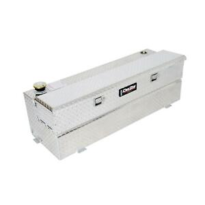Dee Zee Dz92740x Aluminum Combo Auxiliary Liquid Transfer Tank And Tool Chest