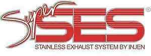 Injen Ses1579 Axle Back Exhaust System For 2012 Honda Civic Si 2 4l
