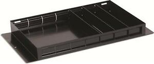 Weather Guard 617 Black Steel Tool Box Tray For Tool Chests 26 L X 14 W