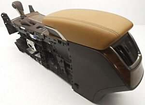 Oem Buick Lacrosse Center Console With Luxury Package Rlx Cocoa