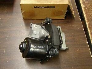 Nos Oem Ford 1987 1988 1989 Thunderbird Cougar Windshield Wiper Motor